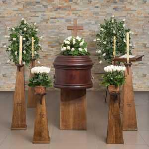 Funeraria Hogar de Cristo Plan 500 Premium Cedro