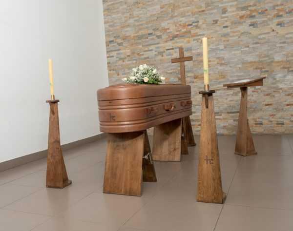 Funeraria Hogar de Cristo Plan Jardín Prisma Eco