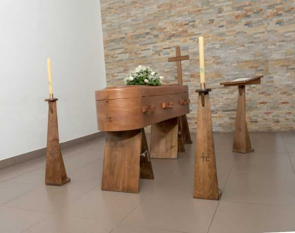 Funeraria Hogar de Cristo planes Jardín Agata Costado